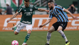 Conmebol define árbitros dos duelos brasileiros nas quartas da Libertadores