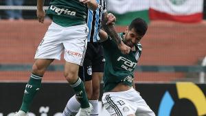 Palmeiras pode perder sete 'titulares' para decisão contra o Flamengo