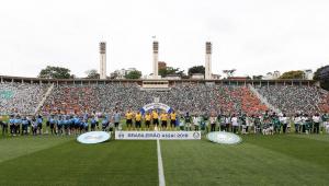Casa cheia e bom retrospecto: Palmeiras transforma Pacaembu em aliado para manter a liderança