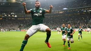 Borja termina como artilheiro da Libertadores e contribui com recorde do Palmeiras