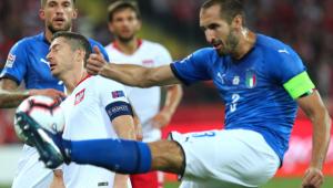 Após 5 jogos sem vitória, Itália consegue bater Polônia no sufoco
