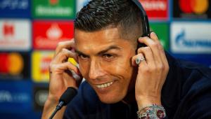 Cristiano Ronaldo não liga para acusação de estupro: 'Sou exemplo dentro e fora de campo'