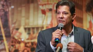 Felipe Moura Brasil: O cinismo de Haddad dá na vista