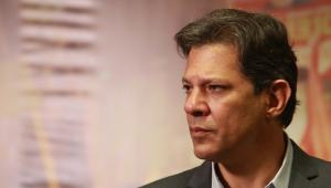 Fernando Haddad é condenado por caixa dois na eleição municipal de SP
