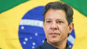 Felipe Moura Brasil: Haddad tenta esconder PT, mas só fica mais petista