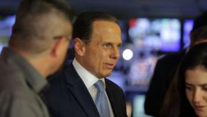 Doria não consegue apoio de Bolsonaro, mas obtém declaração do vice, general Mourão