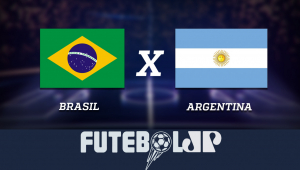Brasil x Argentina: acompanhe o jogo ao vivo na Jovem Pan