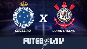 Cruzeiro xCorinthians: acompanhe o jogo ao vivo na Jovem Pan