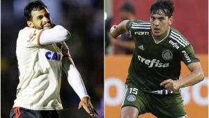 'Decisão' entre Flamengo e Palmeiras marcará o encontro de melhores ataque e defesa do Brasileirão