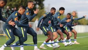 Amistosos na Arábia Saudita geraram pouca renovação na Seleção Brasileira