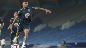 Tite diz que Arábia Saudita vai oferecer 'dificuldade maior' à Seleção e elogia Gabriel Jesus