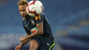 Neymar pode se tornar o terceiro maior artilheiro da Seleção nesta sexta