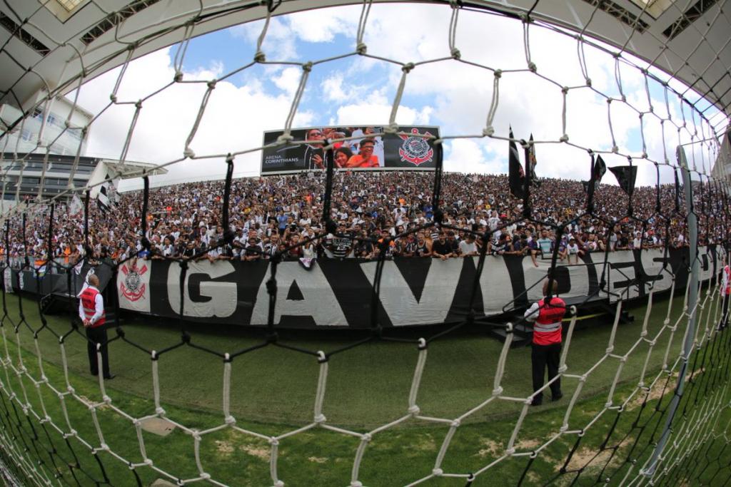 99bee9a9cb884 Bruno Teixeira Corinthians Arena Corinthians vai receber quase 40 mil  torcedores nesta terça-feira
