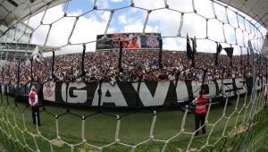 Corintianos esgotam ingressos para treino aberto antes da final da Copa do Brasil