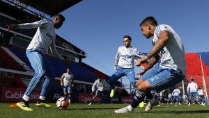 Palmeiras encerra preparação para semifinal contra o Boca Juniors