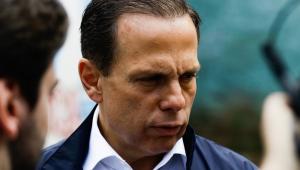 Doria minimiza não ter sido recebido por Bolsonaro e diz que apoia candidato do PSL sem contrapartidas