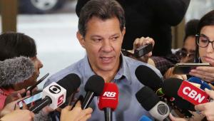 Felipe Moura Brasil: Compromisso de Haddad é com a hipocrisia