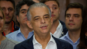 'Não podemos, a partir de janeiro, torcer para dar errado', diz Márcio França