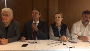 'Se algo acontecer a Haddad ou Lindbergh, responsabilidade é de Bolsonaro', diz Gleisi