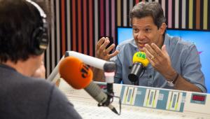 'O Bolsonaro não tem condições de presidir o país', diz Fernando Haddad