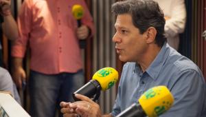 'É claro que o PT errou', admite Fernando Haddad