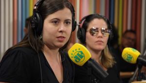 Sâmia Bomfim: 'A democracia está em risco com um candidato como o Jair Bolsonaro'
