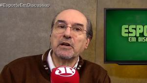 'Tenho a sensação de que o Palmeiras passará pelo Boca', diz Wanderley Nogueira
