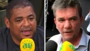 Em papo com Vampeta, Andrés revela que busca um meia e dois atacantes para 2019