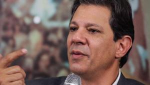 Fernando Haddad vira réu por corrupção e lavagem de dinheiro