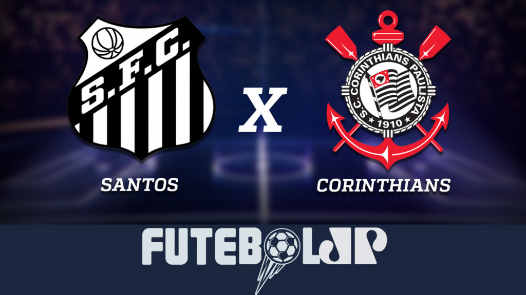 a7abac3309 Santos x Corinthians  acompanhe o jogo ao vivo na Jovem Pan