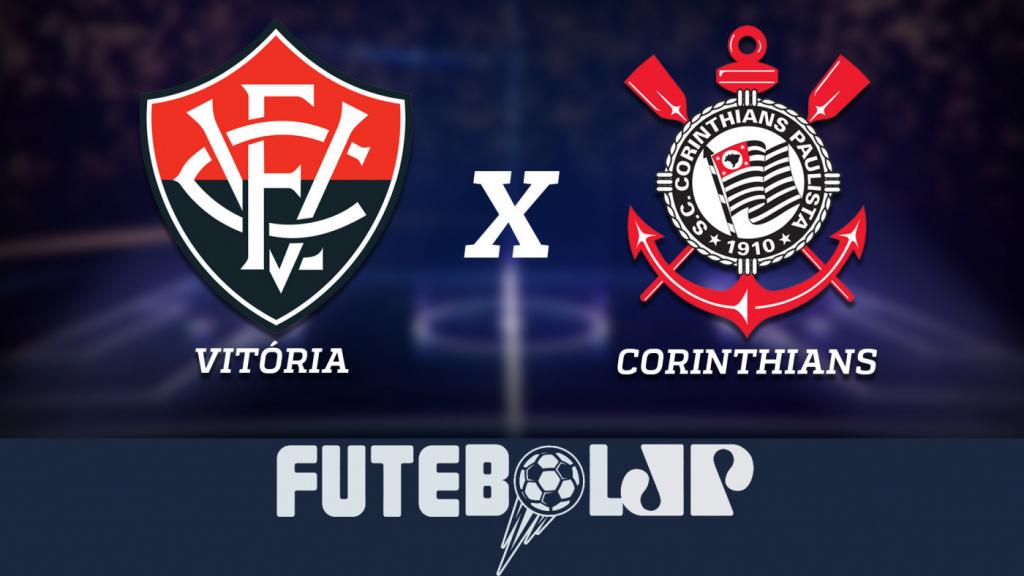 6d9c003f08 Vitória x Corinthians  acompanhe o jogo ao vivo na Jovem Pan