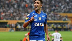 Corinthians luta, mas não consegue reverter vantagem do Cruzeiro na decisão da Copa do Brasil