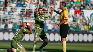 Palmeiras perde quatro jogadores para duelo contra o Flamengo