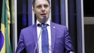 O líder do PPS na Câmara, deputado federal Alex Manete (SP)