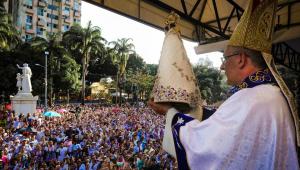 Belém reúne milhares de romeiros no Círio de Nazaré