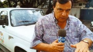 Morre o repórter policial Gil Gomes aos 78 anos