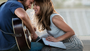 'Nasce Uma Estrela': Lady Gaga e Bradley Cooper colocam 5 músicas na parada da Billboard