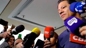 Felipe Moura Brasil: Haddad favorece Bolsonaro