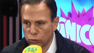 Após mal-estar em partido, João Doria diz: 'Não quero mal ao Alckmin'
