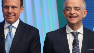 Datafolha: Em SP, Doria tem 53% dos votos válidos; Marcio França, 47%