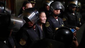 Justiça peruana solta Keiko Fujimori, líder envolvida em escândalo da Odebrecht