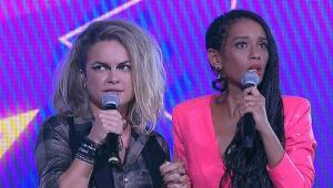 Popstar: Falha mostra nota zero para Lua Blanco e surpreende Taís Araújo