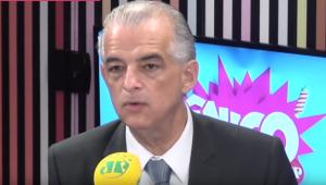 Márcio França ironiza estratégia de Doria: 'Ele não é Bolsonaro, é bolso dele'