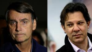 Campanha de Haddad gastou 15 vezes mais que a de Bolsonaro; veja os valores