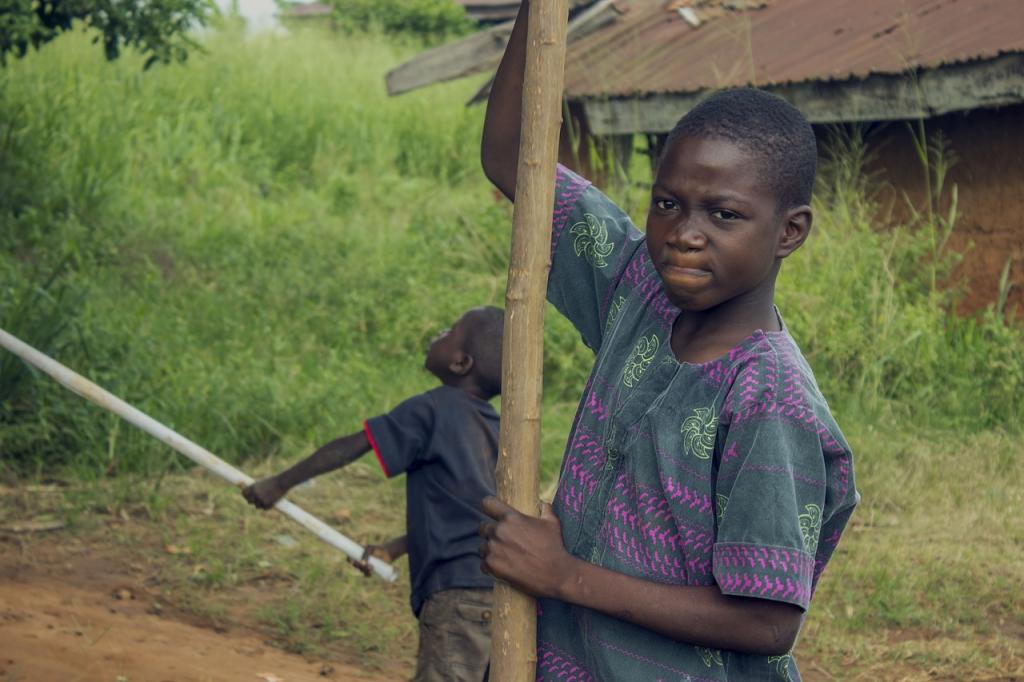 Quase mil crianças-soldado do grupo jihadista Boko Haram são libertadas na Nigéria