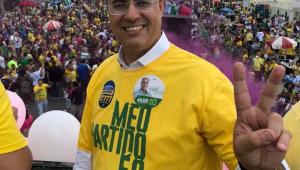 Wilson Witzel é eleito governador do Rio de Janeiro