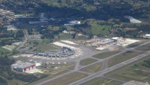 Aeroporto na Colômbia é fechado após ameaça de bomba