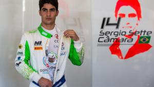 Brasileiro é último em testes da Fórmula 1; jovem russo lidera