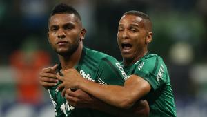 Trio de centroavantes do Palmeiras é o mais eficiente entre grandes de São Paulo