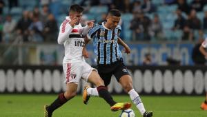 Além do G4: São Paulo x Grêmio desta quinta pode desempatar histórico do confronto pelo Brasileirão